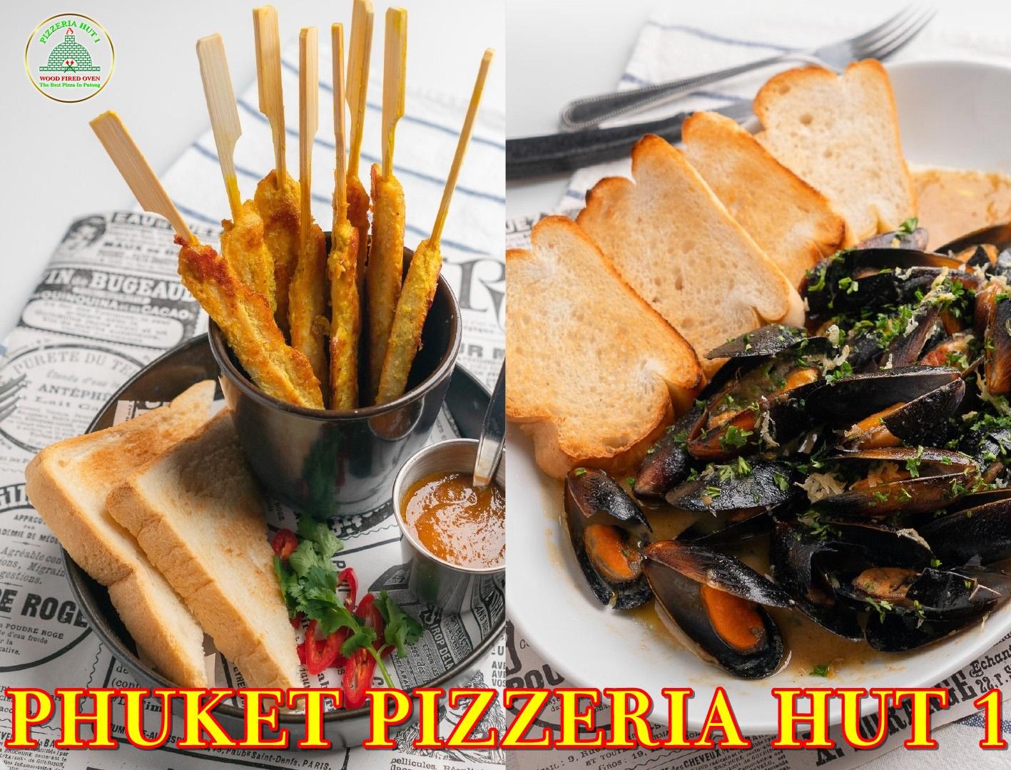 Phuket Pizzeria Hut 1